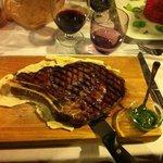 rib chianina steak