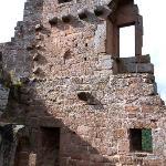 Remains of maison de derrière