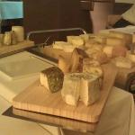 the extraordinary cheese board
