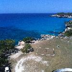 View from the light house, Negril
