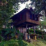 The Barn (Sankhara) overlooking the Balik Pulau beach