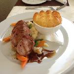 Rabbit pie etc