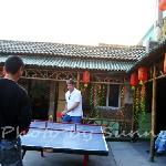 Playing pingpong with the local