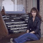 San Diego Civic organist Carol Williams