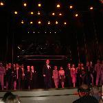 16-Esq C.Gardel: final del show y despedida