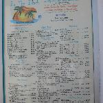 A diverse menu and good prices.