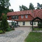 """Touristenstation Ferchland """"Haus Kiefernblick"""""""
