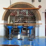 Lobby and bar