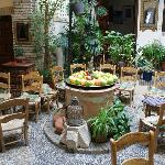The Patio and Well