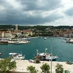 Supetar harbour