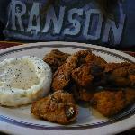 Chicken Liver Dinner