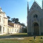 Château et chapelle