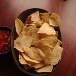 FREE Chips and Salasa