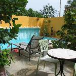 Pool at Casa