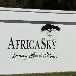 Foto di Africa Sky Guest House