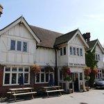 The Mayflower in Lymington, UK