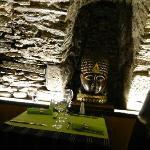 Wine cellar atmosphere