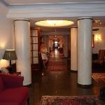 HALL DE L HOTEL
