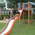 Playground at the Sheraton