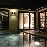 Villa from individual individual pool