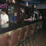 Nightclub upstairs