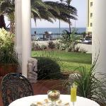 100metres from the beach!