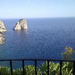 Breathtaking View of Capri