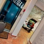 Garage con ascensore