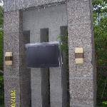 flat screen tv along the entrance area