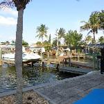 Bay and dock views