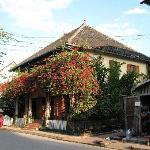 Exterior of the Sala Prabang