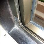 defektes Fenster