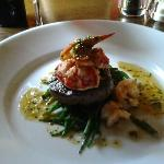 Clough House Surf & Turf
