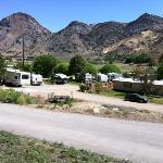 Big Rock Candy Mountain RV Area