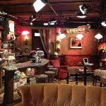 The retired Friends set (Central Perk)