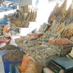 Dried Fish in Fish Souk