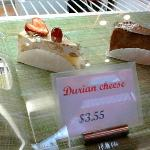 Durian Cheese Cake