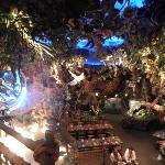 Ein tolles Tschungellokal in SF auf 3 Etagen