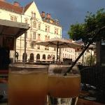 coctails on preseren square