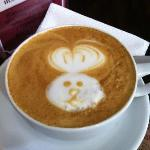 Bunny in my Cappuccino