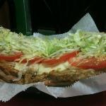 #32 Garden Burger (Mmm Mmm Good!)