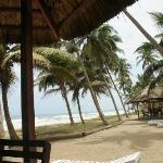 Beach side Huts