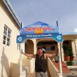 Anguilla entry point for Ferry passengers.
