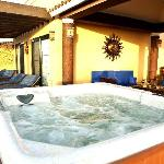 The Jacuzzi with Ocean View