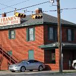 Frank's Spaghetti House .. May, 2012