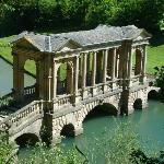 Palladian Bridge Prior Park Landscape Garden Bath