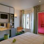Chambre hôtel Bel Ami