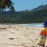 просто райский пляж