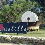 Ingresso Azienda Agrituristica Scalilla