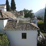 i tetti dell'Albaycin